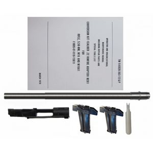 Kit for 22 dedicated service rifle barrel