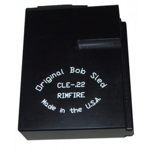 Loading device for .22 Rimfire 'Bob Sled'. The M-261 kit will lock back on this magazine.