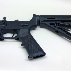 CLE Lower with Magpul MOE Buttstock